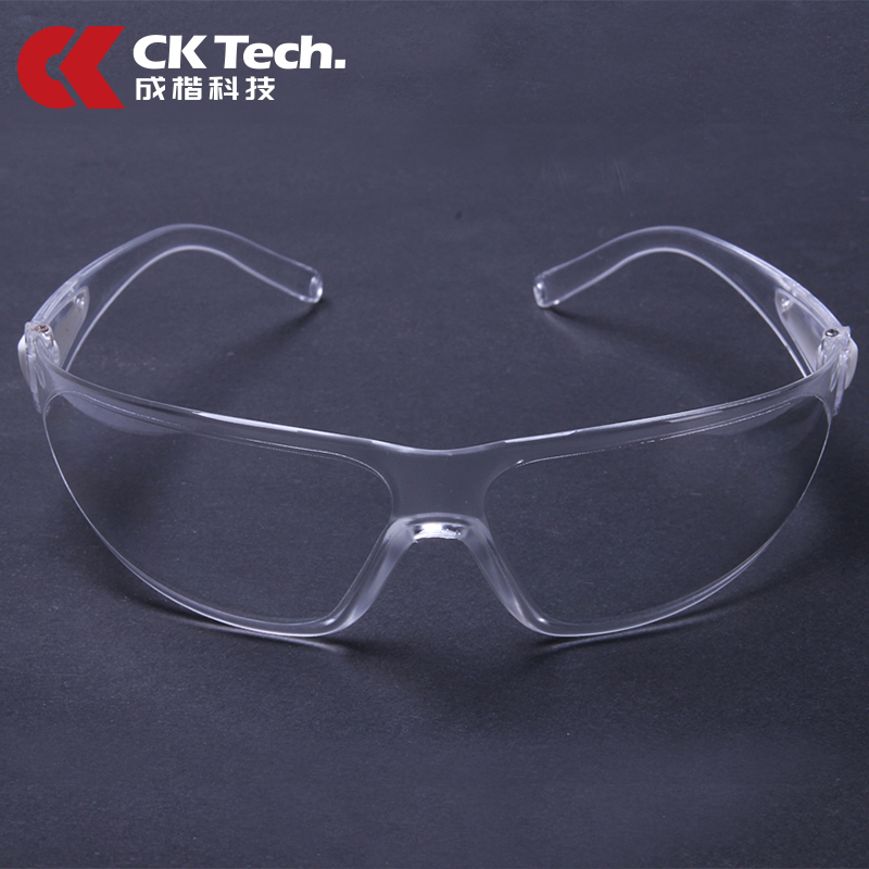PPE Labor Supplies Goggles Wind Mirror Test Glasses PVC Safety Goggles Dustproof Goggles