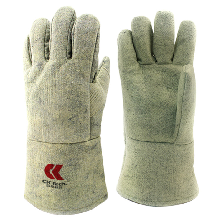 500 degree high temperature heat resistant gloves oven microwave oven industrial home kitchen