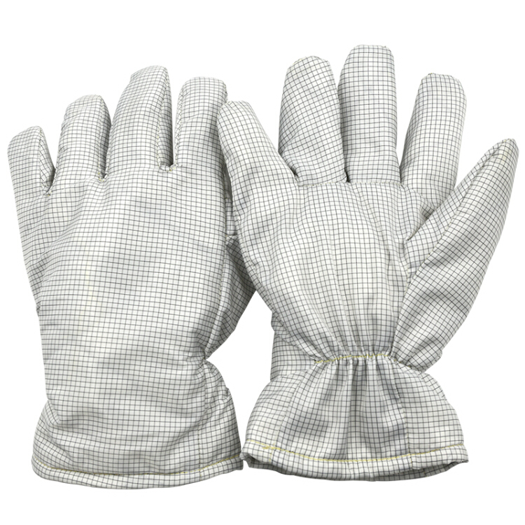 High temperature resistant gloves 180 degree anti-scald fire-retardant flame-retardant gloves